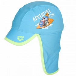 AWT KIDS CAP SEA BLUE/SHINY GREEN