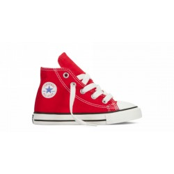 CHUCK TAYLOR ALL STAR HI RED