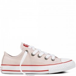 CHUCK TAYLOR ALL STAR  OX  BARELY ROSE/E.RED/WHT