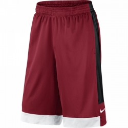 NIKE ASSIST SHORT GYM RED/BLACK/WHITE/WHITE