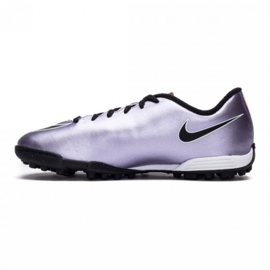 JR MERCURIAL VORTEX II TF URBN LILAC/BLK-BRGHT MNG-WHITE