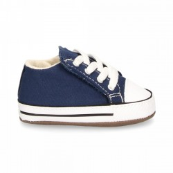 CHUCK TAYLOR ALL STAR CRIBSTER CANVAS COLOR NAVY/NATURAL IVORY/WHITE