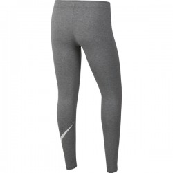 G NSW FAVORITES SWSH TIGHT CARBON HEATHER/WHITE