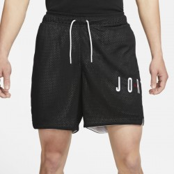 M J JUMPMAN AIR SHORT BLACK/WHITE/WHITE