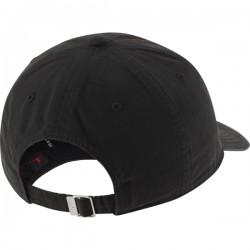 JORDAN H86 JM WASHED CAP BLACK/GYM RED