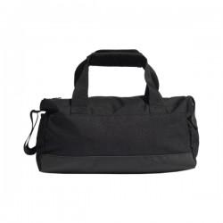 ADIDAS LINEAR DUFFEL BAG XS BLACK/WHITE