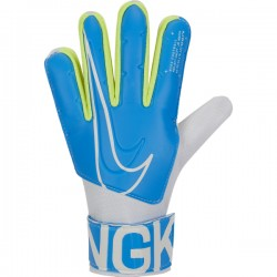 NK GK MATCH JR-FA19 BLUE HERO/WHITE