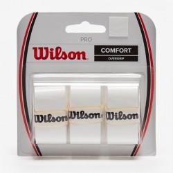 WILSON PRO FEEL DAMP WHT
