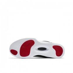 JORDAN ULTRA FLY 2 BLACK/WHITE-UNIVERSITY RED