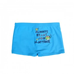 ARENA WATER TRIBE KIDS BOYS SHORT TURQUISE