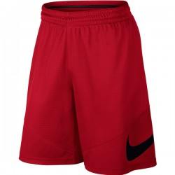 M NK SHORT HBR UNIVERSITY RED/UNIVERSITY RED/BLACK